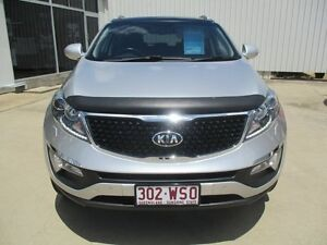 2014 Kia Sportage Machine Silver Auto Seq Sportshift Ayr Burdekin Area Preview