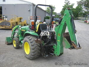 WANTED 3 Point Hitch for Deere 4410