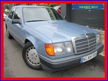 1989 Mercedes-Benz 230 W124 E Blue 4 Speed Automatic Sedan Canada Bay Canada Bay Area Preview