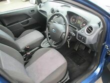 2007 Ford Fiesta WQ LX Blue 4 Speed Automatic Hatchback Coopers Plains Brisbane South West Preview