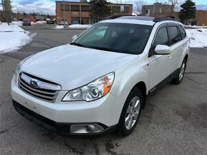 2010 SUBARU OUTBACK 3.6R LIMITED LEATHER/SUNROOF/BLUETOOTH