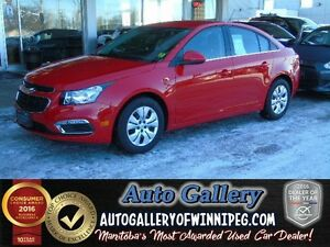 2015 Chevrolet Cruze 1LT *Low Kms!