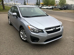 "2013 Subaru Impreza Sedan w/Touring Pckg ""26K ONLY, Automatic"""