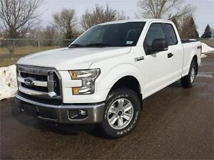 2015 Ford F-150 XLT 4x4 Supercab **ONE OWNER!!**