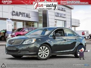 2016 Buick Verano DUAL CLIMATE CONTROL CRUISE AUX INPUT 52K KMS