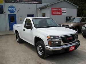 2006 GMC Canyon SL Z85|NO ACCIDENTS| ONLY 137KM| ONE OWNER