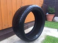 225/40Z/R18 NEARLY BRAND NEW TYRE - ONLY 28