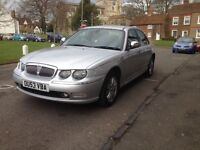 Rover 75 CDTI connoisseur Auto . Only 77k in excellent condition inside and out with good history.