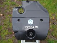 VOLKSWAGEN GOLF MK 4 TDI ENGINE TOP COVER - CHESHIRE