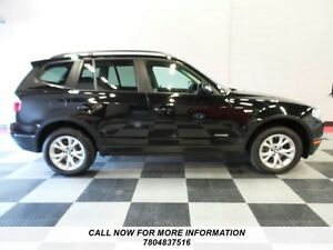 2009 BMW X3 xDrive30i/LEATHER/PANORAMIC SUNROOF