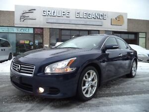 Nissan Maxima  3.5 SV-SPORT-GPS-CUIR-TOITPANO-CAMERA RECUL 2013