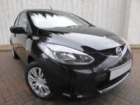 Mazda 2 1.3 TS (a/c) ...Lovely Economical 5 Door Mazda 2 in Black, Low Cost Insurance, Excellent MPG