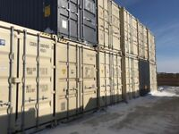 40' SEA CAN CONTAINERS | ADM STORAGE Winnipeg Manitoba Preview