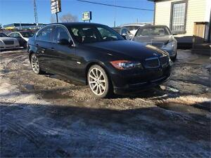 2008 BMW 3 Series 335xi LEATHER ROOF PADDLE SHIFTER 300HP