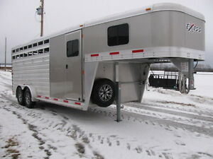2016 4 Horse Trailer Prince George British Columbia image 2