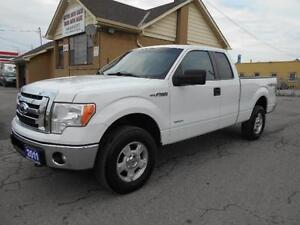 2011 FORD F-150 XLT 4X4 3.5L EcoBoost Extended Cab 6.5Ft Box