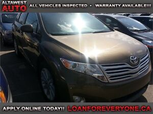 2011 Toyota Venza AWD FULLY LOADED LEATHER