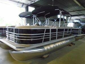 Starcraft EX Cruise Pontoon Boat / 50 hp - Only $249 monthly