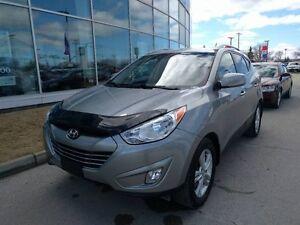 2012 Hyundai Tucson GLS FWD at