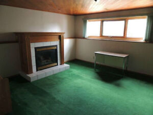 Basement suite for rent on west side