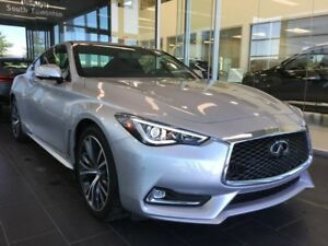 2017 Infiniti Q60 Coupe EXECUTIVE DEMO 3.0t W/ TECHNOLOGY PACKAG