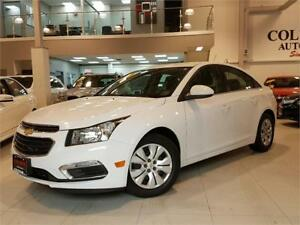 2015 Chevrolet Cruze LT-AUTO-REAR CAM-BLUETOOTH-ONLY 29KM