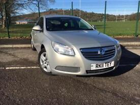 VAUXHALL INSIGNIA 2.0 CDTI EXCLUSIVE 2011 *LOW MILES, CLEAN CAR, FSH*