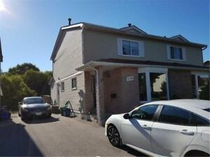 Home Available for Rent in Oshawa in desirable Neighborhood