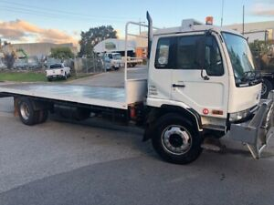 Truck Tray Top Nissan PK250 7.5m SN715 1AGR686 Malaga Swan Area Preview