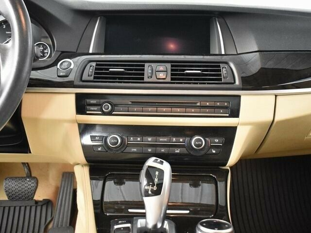 Image 7 Voiture Européenne d'occasion BMW 5-Series 2014