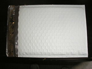 "300 #0 6""x10"" Poly Bubble Mailers Bags INNER 6.15"" X 9.5"" NO TAX"