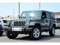 2015 Jeep Wrangler Unlimited Sahara GPS *JAMAIS ACCIDENTÉ