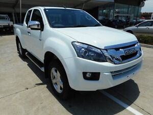 2016 Isuzu D-MAX MY15 LS-U Space Cab White 5 Speed Manual Utility Yamanto Ipswich City Preview
