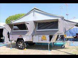 JAWA CRUISER DELUXE OFFROAD CAMPER TRAILER Townsville Townsville City Preview