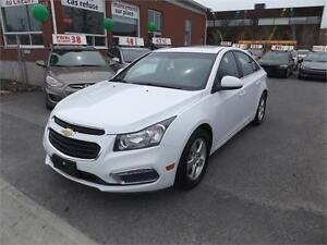 2016 Chevrolet Cruze Limited LT +++ 58$/semaine ++++