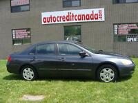 2007 Honda Accord Sdn DX-G-IN HOUSE LEASING! LOW PAYMENTS