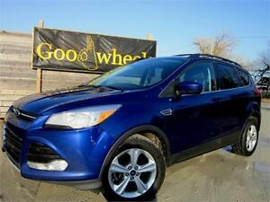2013 Ford Escape SE-2.0L ECOBOOST-4X4-BLUETOOTH