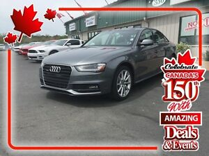 2016 Audi A4 2.0T ( CANADA DAY SALE!) NOW $34,950