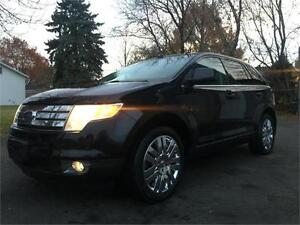 2010 FORD EDGE LIMITED AWD+NAVIGATION+TOIT PANO+GARANTIE 2 ANS