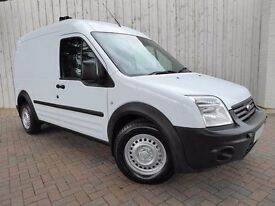 Ford Transit Connect 1.8 TDCI T230 LWB High Roof Van, Rare Long Wheelbase High Roof Edition, New MOT