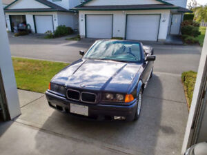 """1995 BMW 3-Series Convertible """"REDUCED"""""""