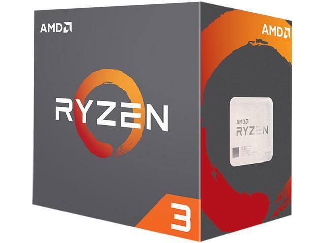 AMD RYZEN 3 1300X 4-Core 3.5 GHz (3.7 GHz Turbo) Socket AM4 65W YD130XBBAEBOX De
