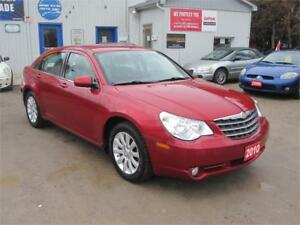 2010 Chrysler Sebring Touring|MUST SEE| NO RUST|179 KM| SERVICED