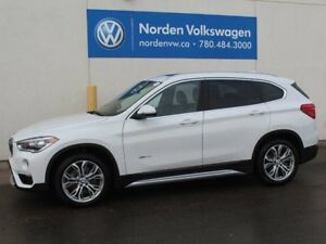 2017 BMW X1 X1 xDRIVE 28i - LOW KM'S / HEATED LEATHER / REAR-V