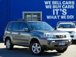 2006 Nissan X-Trail T30 II MY06 ST-S 40th Anniversary Grey 5 Speed Manual Wagon Welshpool Canning Area Preview