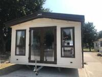 ** 2 bed Static Caravan Holiday Home ** For Sale ** Patio Doors