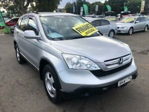 2009 Honda CR-V RE MY2007 Silver Automatic Wagon Lidcombe Auburn Area Preview