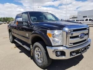 2013 Ford F-350 Lariat (Remote Start, Nav, Backup Camera)
