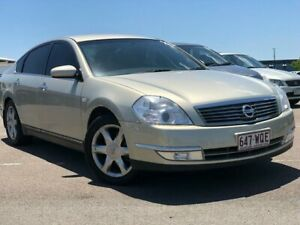2007 Nissan Maxima J31 MY06 ST-L Gold 6 Speed Constant Variable Sedan Garbutt Townsville City Preview