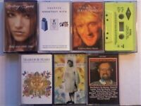 A-Z SPEARS SQUEEZE R STEWART SYBIL TEARS 4 FEARS 10,000 MANIACS WHITTAKER PRERECORDED CASSETTE TAPES